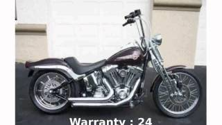 9. 2006 Harley-Davidson Softail Springer Softail Review
