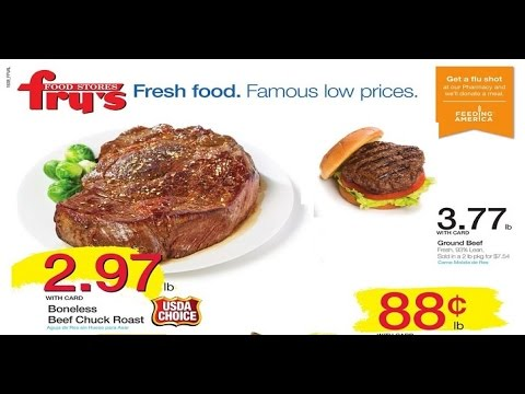 fry's food weekly ad preview valdi until October 25 2016