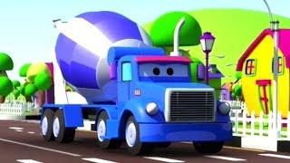Video truk beton   truk untuk anak-anak   Concrete Truck   Formation & Uses   Construction Vehicle MP3, 3GP, MP4, WEBM, AVI, FLV Desember 2018