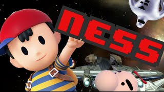 Ness can make a mess of stress so here is my montage.