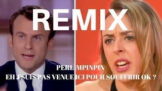Video REMIX - PERLIMPINPIN + J'SUIS PAS VENUE ICI POUR SOUFFRIR OK MP3, 3GP, MP4, WEBM, AVI, FLV Juni 2017