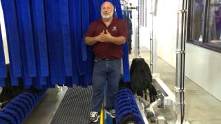 Car Wash Maintenance Training - Tire, Poodle, Ninja, Bison Brush Maintenance