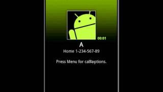 Slide Call-log Free YouTube video