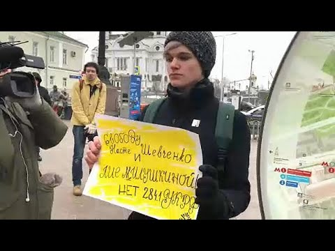 «Οργισμένες Μητέρες» διαδηλώνουν στη Μόσχα