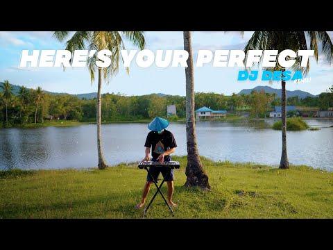 TERBARU BULAN INI ! Here Your Perfect ( DJ DESA Remix )