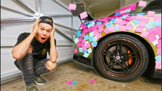 MY GIRLFRIEND RUINED MY GTR!!!
