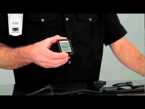 Vídeo - Ciclocomputador Cateye CC-GL50 Stealth 50 ANT e GPS