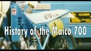 7. The History of the Maico 700: Zabel, Maico and the ATK Intimidator (Documentary)