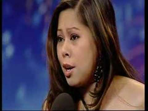 Britain's Got Talent - Madonna Decena I Will Always Love You