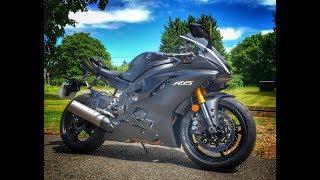 10. 2017 Yamaha R6 Review