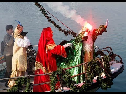 Cabalgata Reyes Magos Isla Cristina