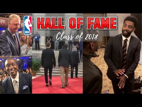 Bone Collector Plays Ex-Pros at NBA Hall of Fame