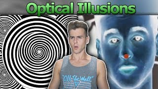 In this episode I looked at some of the best and coolest optical illusions that will mess with your mind.Get My Merch: https://www.ReactionTimeMerch.comCheck Out My Recommended Apps Here: https://www.pixly.tv/reaction-timeFollow Me On Instagram: http://instagram.com/talfishman_Subscribe To My Gaming Channel: https://goo.gl/DXe98cFor Video Submissions E-mail: ReactionTimeVideos@gmail.comOther Social MediasTwitter: https://twitter.com/talfishman_Facebook: https://www.facebook.com/theofficialtalfishmanSnapchat: TheTalFishman