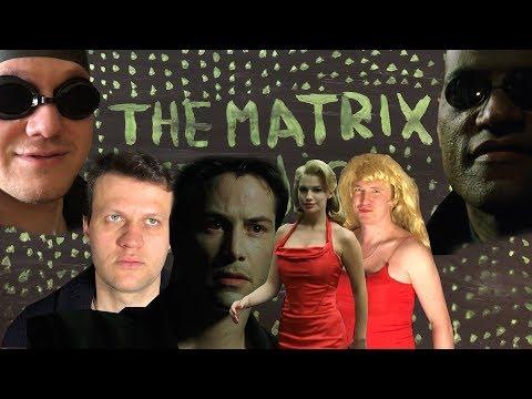 The Matrix low budget version