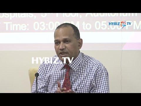 Murty V.V.S Nekkanti about Virinchi Hospitals