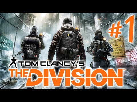 Tom Clancy's The Division - Parte 1: Black Friday Mortal [ PC - Playthrough PT-BR ] (видео)