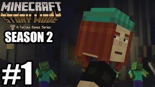 Minecraft Story Mode Season 2 Episode 1 Gameplay Walkthrough Part 1 - No Commentary►Playlist: https://www.youtube.com/playlist?list=PLjen7U7PlzEoDNoPE4JEYnuXl0Sb2Awjc►Twitter : https://twitter.com/Xcagegame►Future Walkthroughs / Gameplays: http://goo.gl/wCvNro►Nintendo ID/ PSN / Xbox Live: Cageccc /Switch: SW-1782-6512-8513► No Commentary Gameplay Walkthrough by Xcagegame►Game Informations :