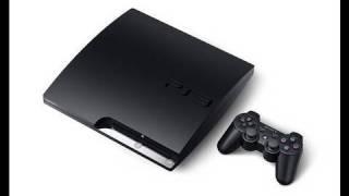 Playstation 3 Slim Unboxing