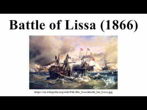 Battle of Lissa (1866)