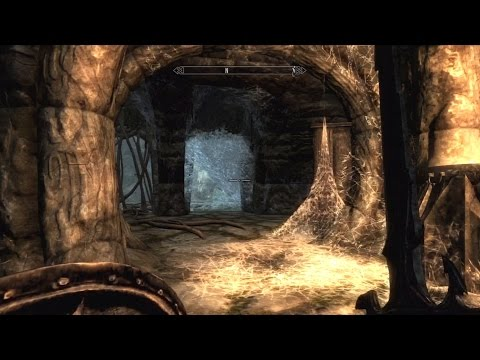 ASMR Let's Play Skyrim Part 4 (PS3) – Of Camilla & Bleak Falls Barrow