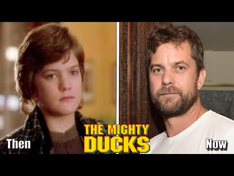 The Mighty Ducks (1992) Cast Then And Now ★ 2020 (Before And After)