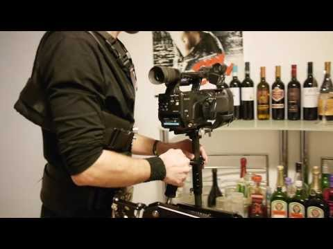 Xseries Kovacam x4 - four spring Dual Arm and Vest with the Laing P-04! TEST FOOTAGE