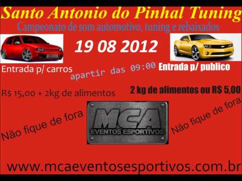 Santo Antonio do Pinhal Tuning