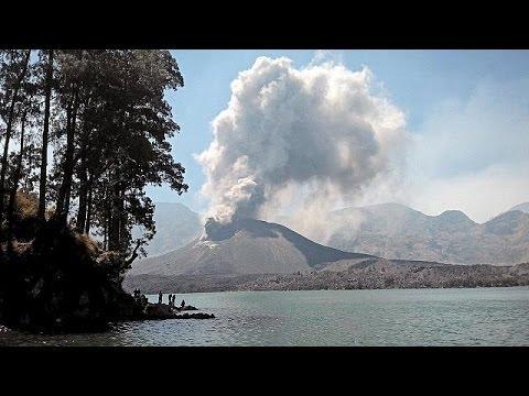 Κλειστό λόγω ηφαιστειακής τέφρας το αεροδρόμιο του Μπαλί