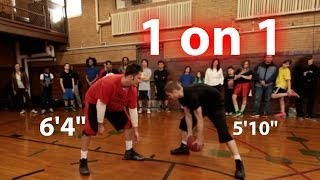 Video The Professor called out by a Chicago Baller 1 on 1 MP3, 3GP, MP4, WEBM, AVI, FLV Februari 2019