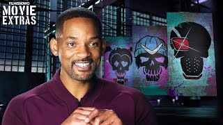 Video Suicide Squad | On-set with Will Smith 'Deadshot' [Interview] MP3, 3GP, MP4, WEBM, AVI, FLV Juni 2018