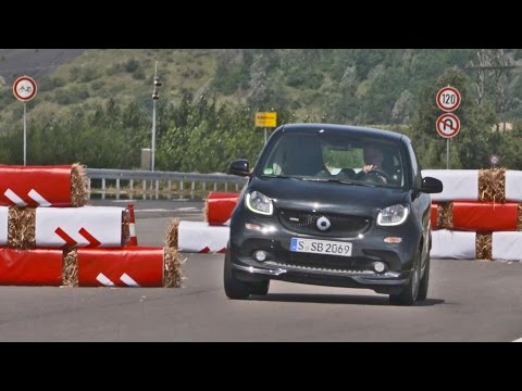 Smart Fortwo BRABUS Xclusive Black test