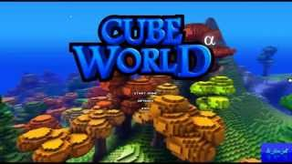 How To Level Up Fast #2 // Cube World Seeds