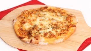Buffalo Chicken Pizza Recipe - Laura Vitale - Laura in the Kitchen Episode 636