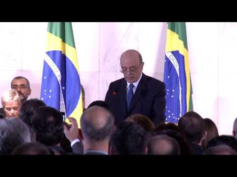 """Serra diz que Itamaraty não vai mais atender """"preferências ideológicas"""" de um partido político"""