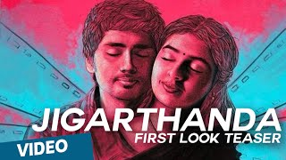 JIGARTHANDA FIRST LOOK TEASER (Select HD)
