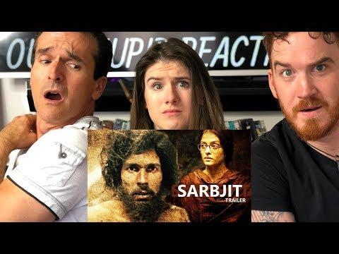SARBJIT | Trailer REACTION!!