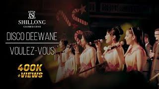 Shillong Chamber Choir Mashup Abba, Disco Diwane