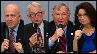 Stonington First Selectman and Selectman debate