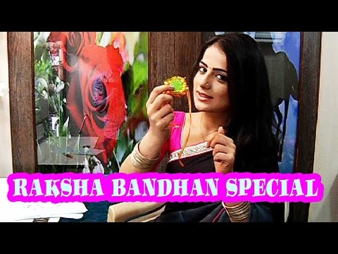 Radhika Madan gives out lessons to make Rakhi!
