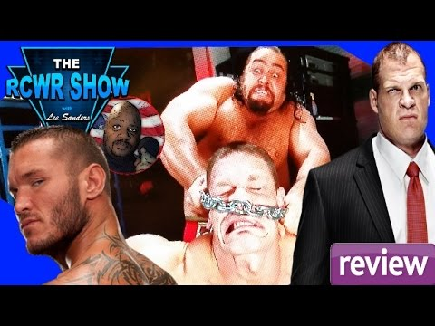 WWE Raw 4-20-15 Review: Extreme Rules Prelude! Randy Orton Issues RKO's Like Candy! The RCWR Show