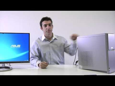 ASUS M70 Desktop Overview