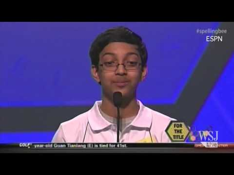 13-Year-Old Wins Scripps National Spelling Bee
