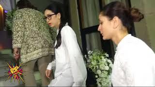 Video Emotional Kareena Kapoor Khan With Sister Karisma Kapoor At Rani Mukerji's Father's Prayer Meet MP3, 3GP, MP4, WEBM, AVI, FLV Juni 2018