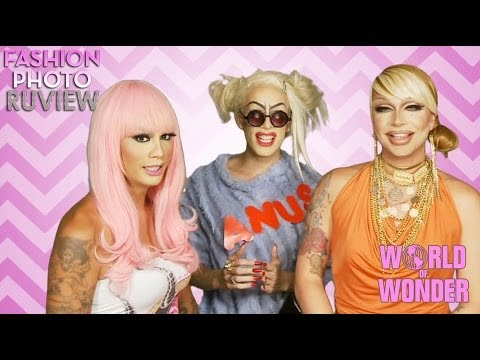 Fashion - Enjoy the video? Subscribe here! http://bit.ly/1fkX0CV Raja and Raven are back to TOOT and BOOT RuPaul's Drag Race alumni's social media images! This episode's theme is #WayBackWHENsDay!...