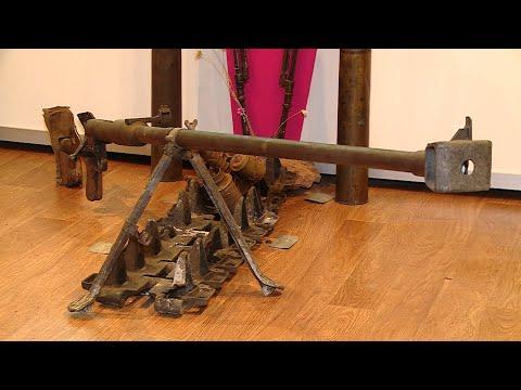 Оружие Победы – историческая ценность, которую мы сегодня теряем. 16.03.20