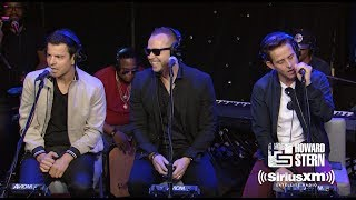 "New Kids on the Block visited the Stern Show studio and performed a new arrangement of ""You Got It (The Right Stuff)"" for Howard. See more: https://goo.gl/5QRxxfFor ticket and tour information, visit New Kids on the Block's official website nkotb.comSUBSCRIBE for more videos: http://bit.ly/2qswmZUWant to know what's going on with Howard Stern in the future?Follow us on Twitter: http://bit.ly/1RzxGPDOn Facebook: http://on.fb.me/1JELtz3On Instagram: https://goo.gl/VsWTNDFor more great content from the Howard Stern Show visit our official website: http://www.HowardStern.comHear more Howard Stern by signing up for a free SiriusXM trial: https://goo.gl/uNL0Du"