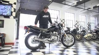4. 2008 Honda CB250 Nighthawk