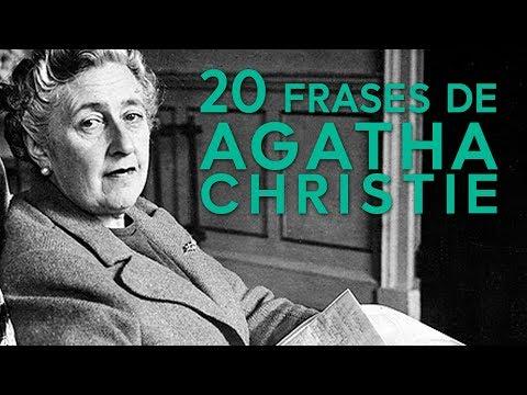 Poemas cortos - 20 Frases de Agatha Christie   Reina de la novela policiaca