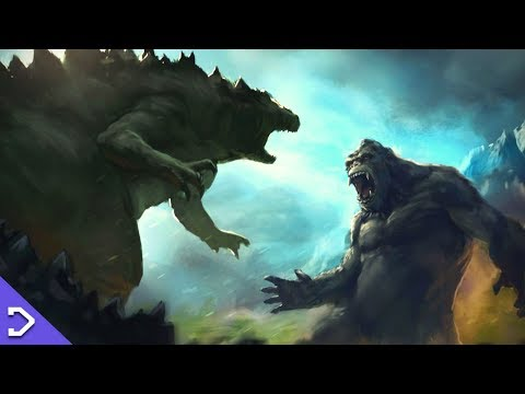 Kong's SECRET Weapon That Could DEFEAT Godzilla - MonsterVerse Fight Theory