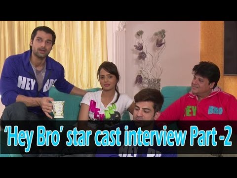 Exclusive: Hey Bro star cast interview Part -2 | Bollywood Interviews